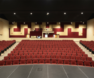 Westby Area School District - Community Performing Arts Center - Main Stage (Performance View)