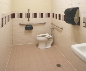 Westby Area School District - Community Performing Arts Center - Restroom