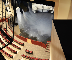 Westby Area School District - Community Performing Arts Center - Main Stage (Catwalk View)