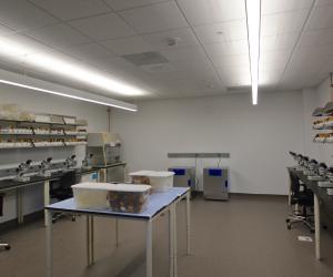 University of Wisconsin - La Crosse - Prairie Springs Science Center - Lab 9