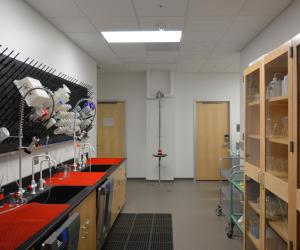University of Wisconsin - La Crosse - Prairie Springs Science Center - Lab 8