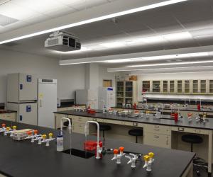University of Wisconsin - La Crosse - Prairie Springs Science Center - Lab 5