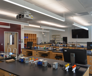 University of Wisconsin - La Crosse - Prairie Springs Science Center - Lab 6