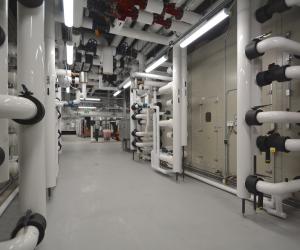 University of Wisconsin - La Crosse - Prairie Springs Science Center - Mechanical Penthouse 4