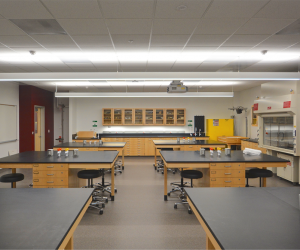University of Wisconsin - La Crosse - Prairie Springs Science Center - Lab 2