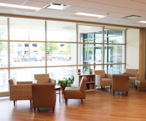 Western Technical College - ARC Front Lobby 2