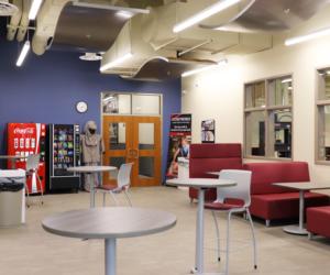 Western Technical College - Apprenticeship & Training Center - Main Lobby