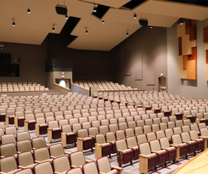 Holmen High School Addition & Renovation - Auditorium 2